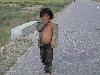 niños calle