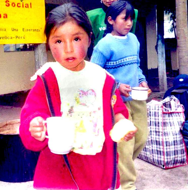 ONG peruana recibe Premio Care por su ayuda contra la pobreza