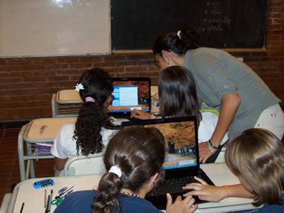 Redes Escolares en América Latina