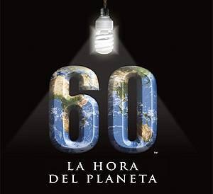 Apagón tecnológico: la Hora del Planeta