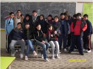 apoyo para prevenir la diserción escolar en Argentina