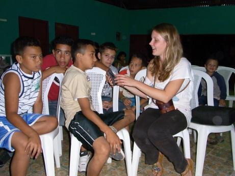 Ecocine en Nicaragua ayuda al medio ambiente
